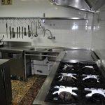 cocina complejo rural el meson