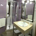 baño habitacion complejo rural el meson